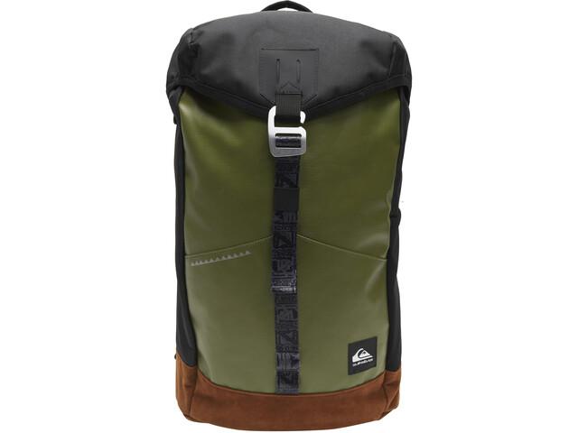 Quiksilver Glenwood Backpack Men, olive branch